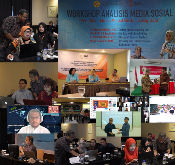 Social Media Analysis Training
